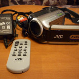 Vand camera video jvc gz-mg275e, 2mp, hdd40gb, Hard Disk