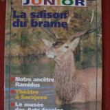 INFOS JUNIOR - REVISTA PT COPII IN LIMBA FRANCEZA NR. 58 - Manual scolar, Limbi straine