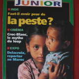 INFOS JUNIOR - REVISTA PT COPII IN LIMBA FRANCEZA NR.59 - Manual scolar, Limbi straine