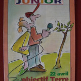 INFOS JUNIOR - REVISTA PT COPII IN LIMBA FRANCEZA NR. 33 - Manual scolar, Limbi straine