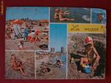 CARTE POSTALA (ILUSTRATA) LA MARE 1980