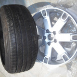 janta noua Audi A8 + anvelopa Michelin