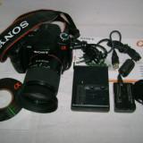 Sony alpha A-200 A200 kit 1500 cadre trase doi ani vechime! Pret: 250 Euro !!!! - Aparat Foto compact Sony, 10 Mpx
