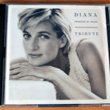 Diana Princess Of Wales Tribute (2 CD) *RARITATE* - Muzica Dance Altele