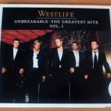 Westlife - Unbreakable.The Greatest Hits (Digipack) - Muzica Pop