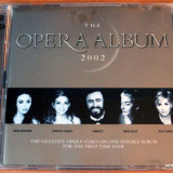 The Opera Album 2002 (2CD)