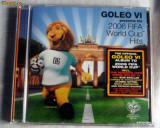 Goleo VI Presents His 2006 Fifa World Cup Hits CD, universal records