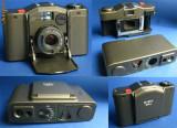 Copie Minox 35 fabricat  in Rusia, Kiev 35A, RF (Rangefinder), Mic