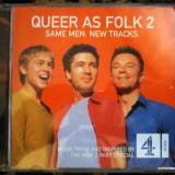 Queer As Folk 2 - Same Men New Tracks CD (doar Disc 1) - Muzica soundtrack Altele