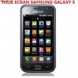 Folie Samsung I9000 T959 Galaxy S + material microfibra - Folie de protectie