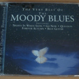The Moody Blues - The Best Of - Muzica Rock