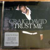 Craig David - Trust Me - Muzica R&B