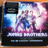 Jonas Brothers - Music From The 3D Concert Experience - Muzica Pop