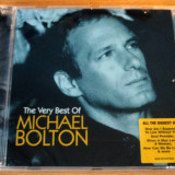 Michael Bolton - The Very Best Of - Muzica Pop sony music