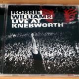 Robbie Williams - Live At Knebworth - Muzica Pop