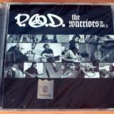 P.O.D. - The Warriors Ep. Vol 2 - Muzica Rock