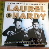 Laurel and Hardy - Trail Of The Lonesome Pine *RARITATE* - Muzica Dance