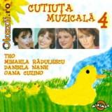 CUTIUTA MUZICALA 4 (CD) SIGILAT!!! - Muzica Dance