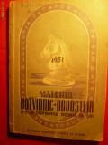 SAH - MECIUL BOTVINNIK- BRONSTEIN - ed. 1952