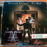 Scissor Sisters - Ta-Dah (UK Special Edition) - Muzica Rock universal records, CD