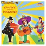 CANTECE PENTRU INGERASI (CD) SIGILAT!!! - Muzica Dance