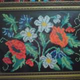Goblen cu flori 2 - Tapiterie Goblen
