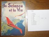 "Revista ,,La Science et la Vie"" - 1942"