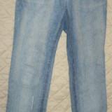 Jeans super oferta - Blugi dama, Albastru, Lungi