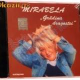 MIRABELA DAUER - GRADINA DRAGOSTEI (CD) SIGILAT!!! - Muzica Dance