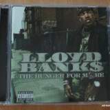 Lloyd Banks - The Hunger For More - Muzica Hip Hop universal records, CD