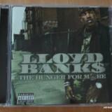 Lloyd Banks - The Hunger For More - Muzica Hip Hop universal records, CD