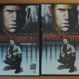 Prison Break, seria 1:episoadele 1 si 2+ making of - Film serial