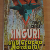 Singuri sub Crucea Nordului - Pavel Corut - Roman