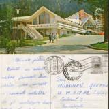 POIANA BRASOV - Hotel teleferic - Carte Postala Transilvania dupa 1918