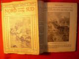 JULES VERNE - NORD contra SUD -ed.Cugetarea 1940,.2 vol.