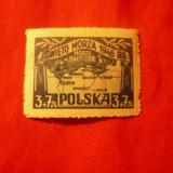 Serie- Ziua Marinei 1946 Polonia, 1 valoare
