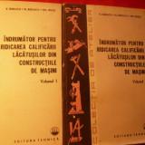 INDRUMAR...PT. LACATUSI DIN CONSTR. DE MASINI (I, II)