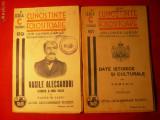 2 Brosuri din Colectia - CUNOSTINTE FOLOSITOARE 1936-39