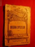 V.Conta -Originea Speciilor -BPT NR.944 -Ed.Antebelica