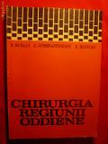 CHIRURGIA REGIUNII ODDIENE - D.Burlui ,C.Constantinescu