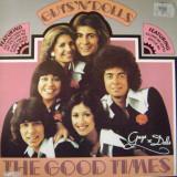 Disc vinyl Guys'n'Dolls - The Good Times 1976 Magnet