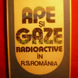 APE SI GAZE RADIOACTIVE IN RSR - de Szabo Arpad - Carte Chimie