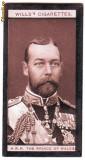 REGALE -  George, Prince of Wales