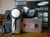 CAMERA VIDEO DIGITALA SAMSUNG VP-D351, 2-3 inch
