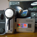 CAMERA VIDEO DIGITALA SAMSUNG VP-D351, 2-3 inch