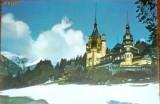 ROMANIA - SINAIA - CASTELUL PELES. ILUSTRATA MNH (V12)