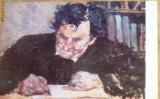 ROMANIA - PICTURA. V. BLENDEA - SCRIITORUL I. C. VISSARION. ILUSTRATA MNH (V7)