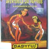 AVENTURILE LUI PAPYRUS RAZBUNAREA LUI SETH  (DVD) SIGILAT desene animate