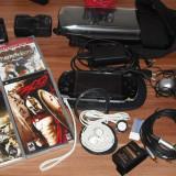 Sony PSP 2001 + MULTE ACCESORII
