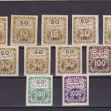 CEHOSLOVACIA 1920 CZ137